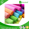 50*100cm multi-colors christmas handmake color crepe paper