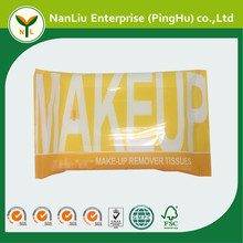 Alcohol Free Female Make-Up Remover Wet Wipes Tissue 10P (OEM/ODM)