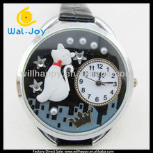 handmade ladies korea mini miniature watch (SW-642)