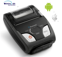 2 inch wifi mobile bluetooth thermal printer for ipad Woosim WSP-R240
