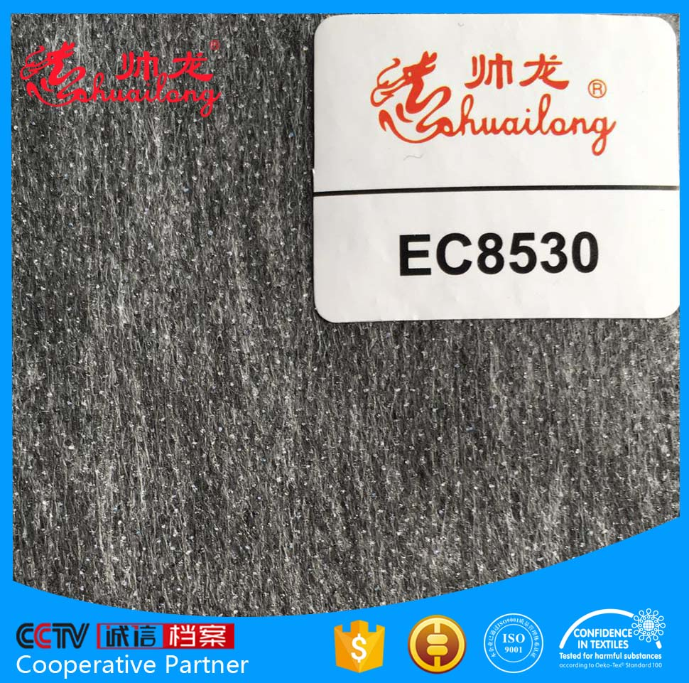 polyester non woven fusible interlining for garments EC8530