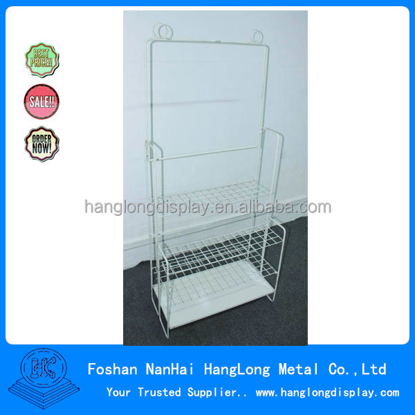 iron wire material light bulb display stand