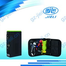 Mini car jump start battery 14000mAh multi-function jump starter for 12V vehicles car eps power bank