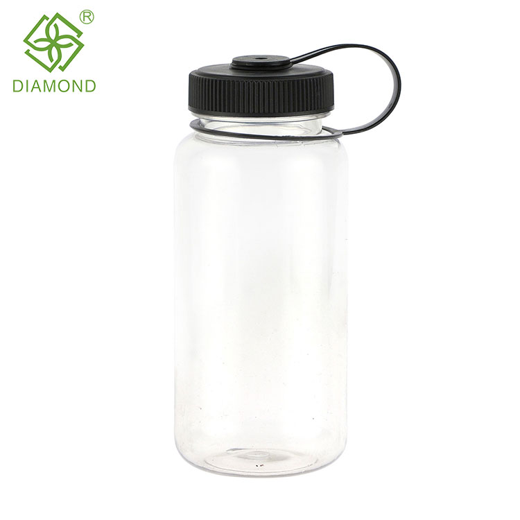 Hot selling high quality camping big water bottle, bottles plastic,1 liter plastic bottles
