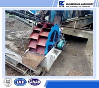 2015 Hot Sale Silica Sand Washing Machine With Water Saved