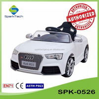 Licensed Ride On AUDI RS5 Small Electric Cars For Kids, Toy Cars That Kids Can Drive, Kids Electric Toy Cars
