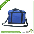 New design handled with zipper insulated cheap cool carry cooler bag