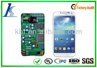 electronic pcba factory.phone pcb pcba supplier.Samsung Galaxy s4 pcb board.