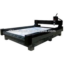Large Format Heavy Duty Structure Stone/Glass CNC Engraver