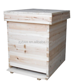 langstroth ,dadant dry wooden bee hives for beekeeping