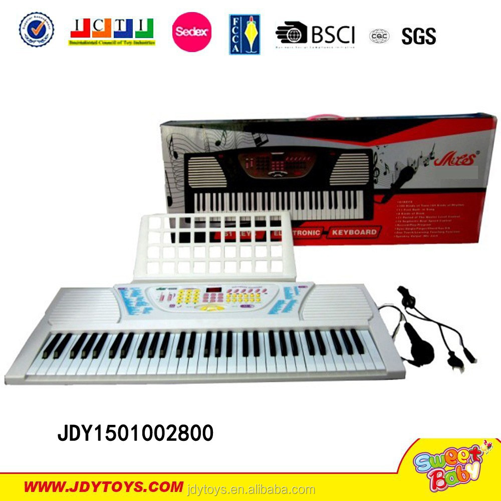 61 Keys Electric Piano/Electronic Keyboard