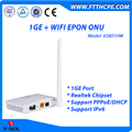 1GE WiFi ONU EPON Access Simple Device with Routing Function Support IEEE802.11b/g/n 300Mbps Made in China