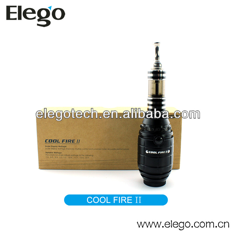 Wholesale Cool Fire II from Innokin Coolfire-2 Kit Support 18350 Battery China Authentic Supplier