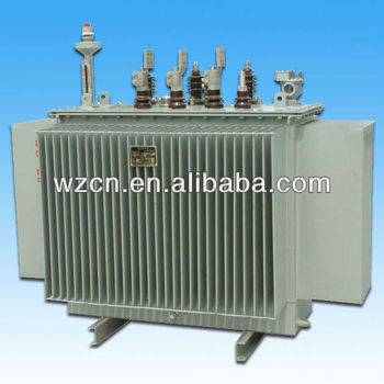 three phase oil immersed electrical 33kv voltage transformer transformer 400v 1250 kva transformator