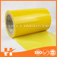 Refrigerator clear protective film 0.06mm yellow transparent