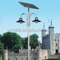 2015 customized 18w solar led garden light with lowest price