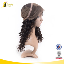 Factory price nice looking very long hair wigs,honey blonde human hair full lace wig wholesale,short curly wig for black women