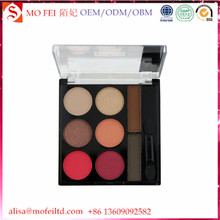 Cosmetic manufacturer OEM OEM eyeshadow