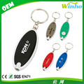 Winho Oval LED Light Custom Key Tag