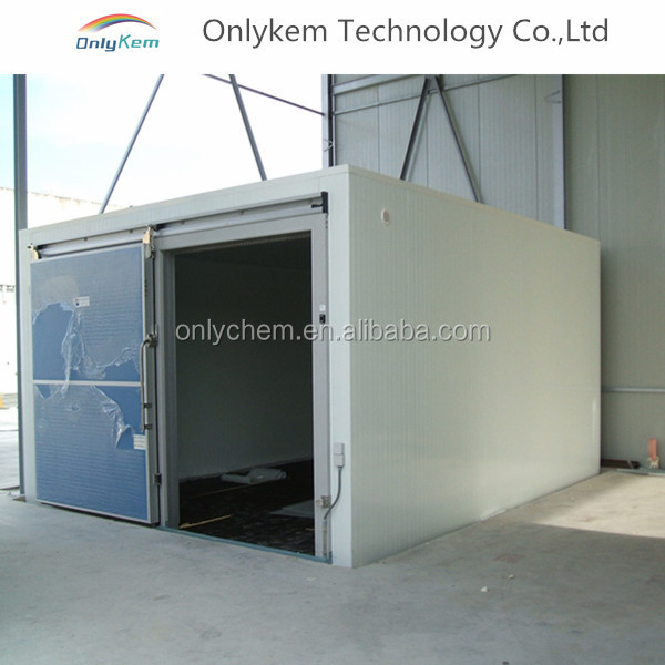 Insulation PU panel onion storage warehouse