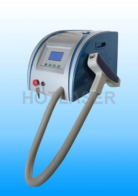 for salon spa vertical/Portable q-switch ND-YAG Laser tattoo pigment/Eyebrow /spot/Birthmark/eyeliner removal beauty equipment