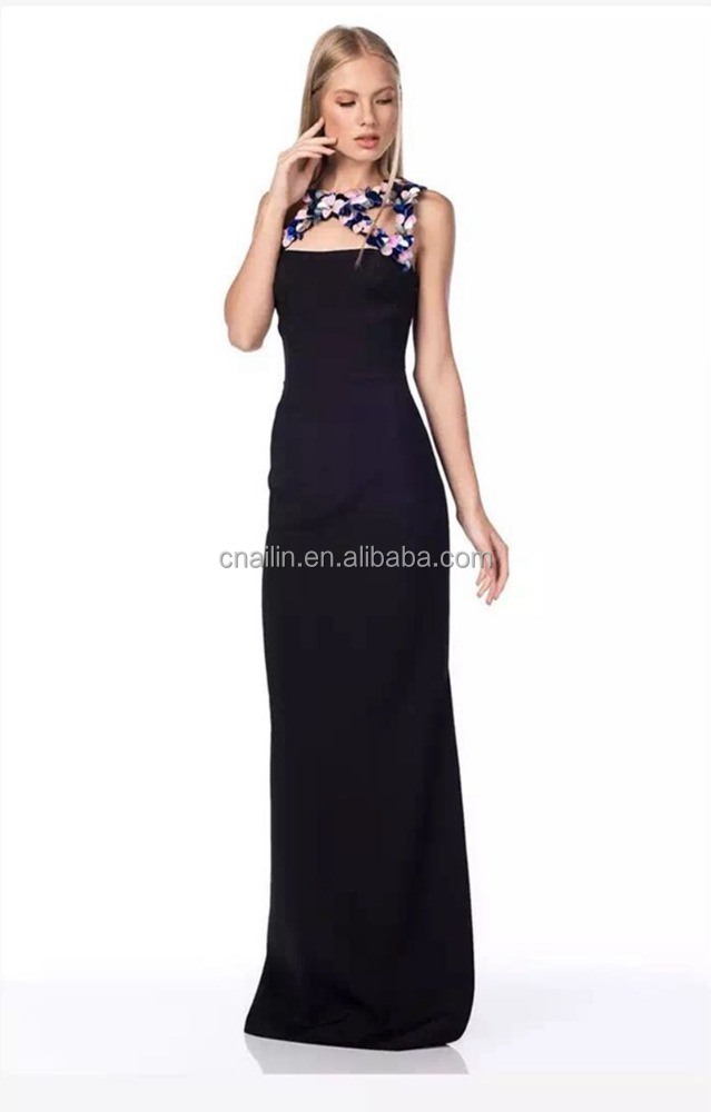 Ailinna 101299 Good quality design sexy women dress wholesale latest fashion lady dress