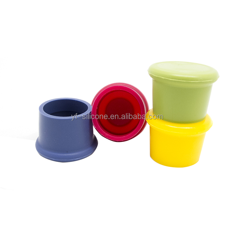 Promotional Gift 100% Food Grade Silicon Beer/Wine/Beverage Bottle Cap