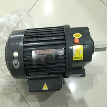 ZHI BAO Induction Motor YS0.75KW-4P Ratio 1:20 Gear Speed Reducer