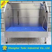YM-XY-002 stainless steel luxury bathtubs for dogs