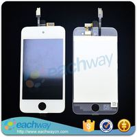 Mobile phone accessory /lcd touch screen for ipod 4, for ipod touch 4 lcd screen