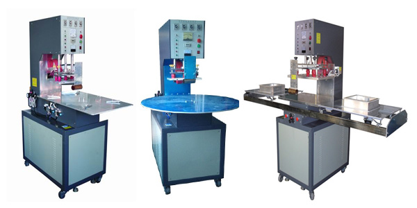 High Frequency PVC Leather Embossing Machine