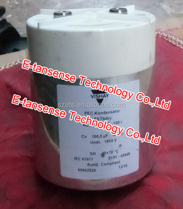 for 100UF/1850V electrolytic capacitors