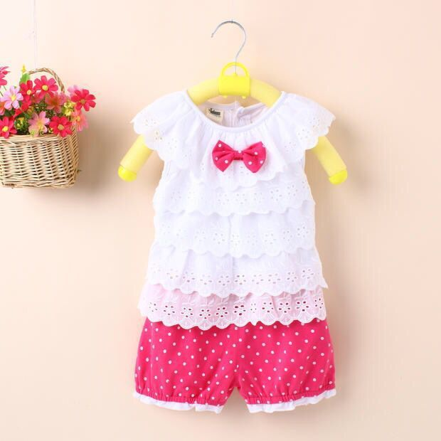 C71482A baby wear 2pcs set