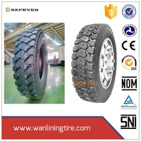 Anti-cutting OTR Tires Big block Strong Structure Tires Linglong Mining Truck Tyre