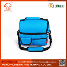 Perfect insulating OEM produce golf bag with cooler pocket