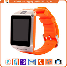 2015 new arived,bluetooth SIM/TF card android smart watch phone