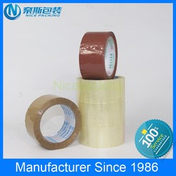 Self BOPP Tape connect things Opp film material transparent adhesive