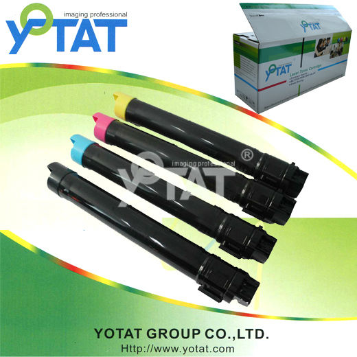 Compatible Color Toner cartridge for Xerox 7800