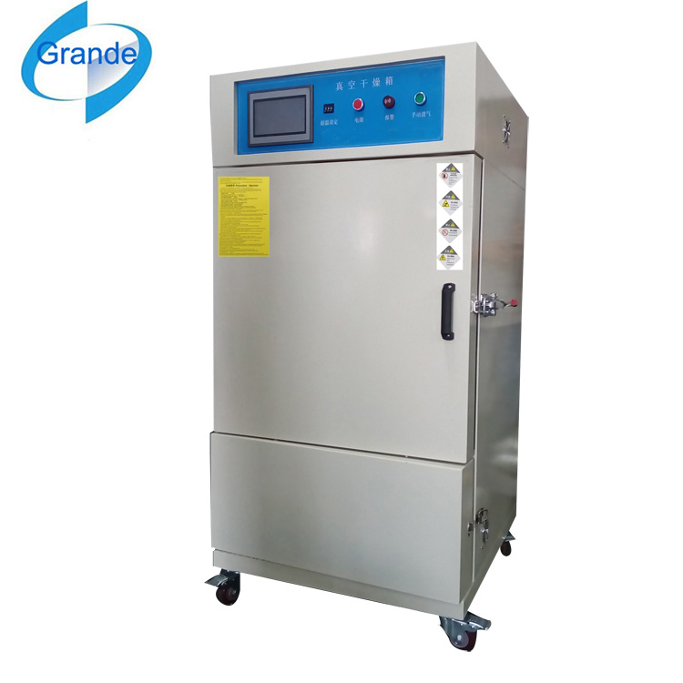 Industrial Price laboratory Touch Screen Control Vacuum Heating Drying Oven Test Chamber