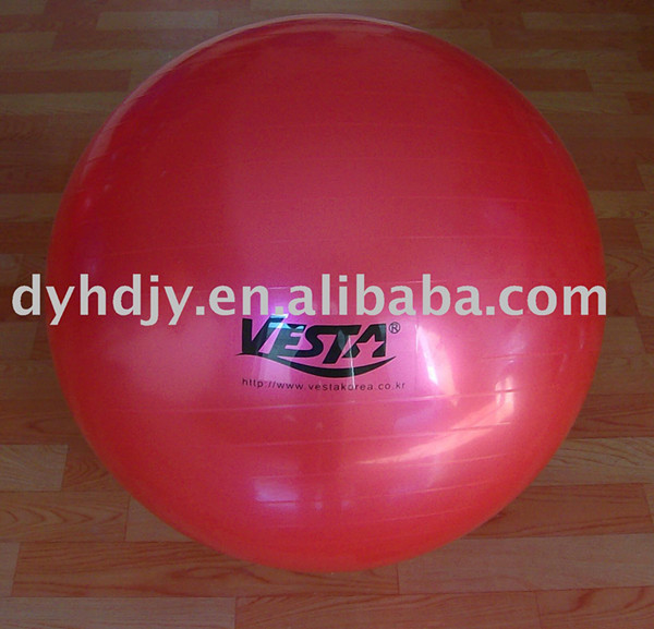 2016 Newest Good Quality Anti-burst Gym Ball