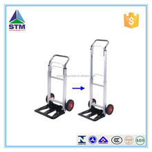 Handle Foldable Aluminum Hand Trolly