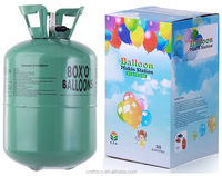 wholesale 99.999% helium gas for helium balloon