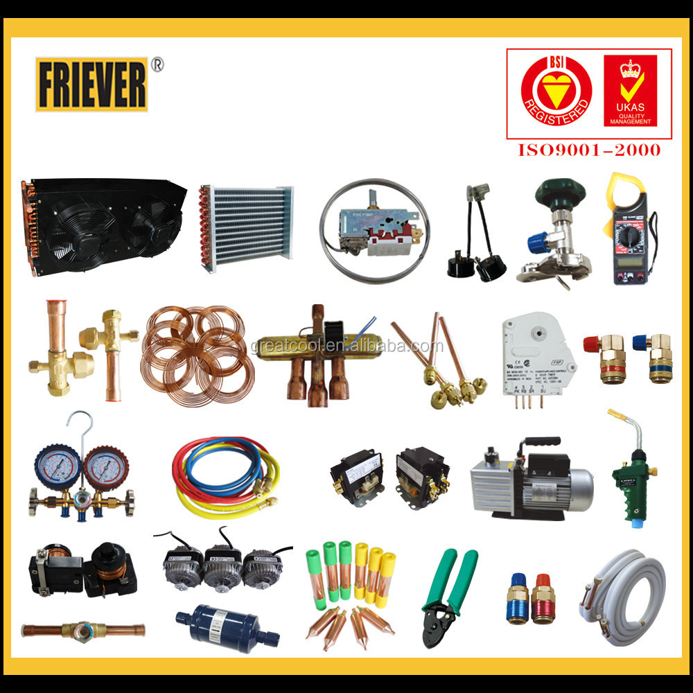 FRIEVER Air Conditioner Parts for Air Conditioner,Mini Split Air Conditioner Parts