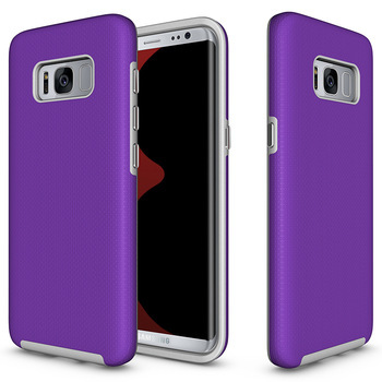 FL3739 tpu plastic shockproof case for samsung galaxy s8 smartphones covers