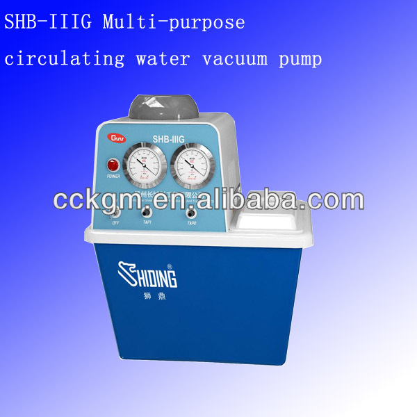 SHB-IIIG laboratory circulating water vacuum pump