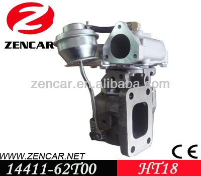 HT18 turbo charger for Nissan Patrol/ Safari/ Civilian Bus with TD42Ti Engine 14411-62T00