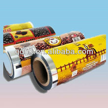 Food and drink protective spray plastic film