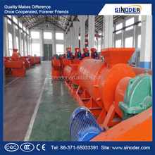 poultry manure processing machine/organic manure fertilizer equipment/organic fertilizer manufacturing process