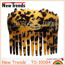Fashion Tortoise jewelry hair combs,Tortoise Shell Comb