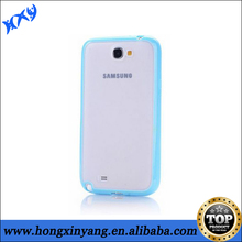 rubber cover case for samsung note 2 n7100